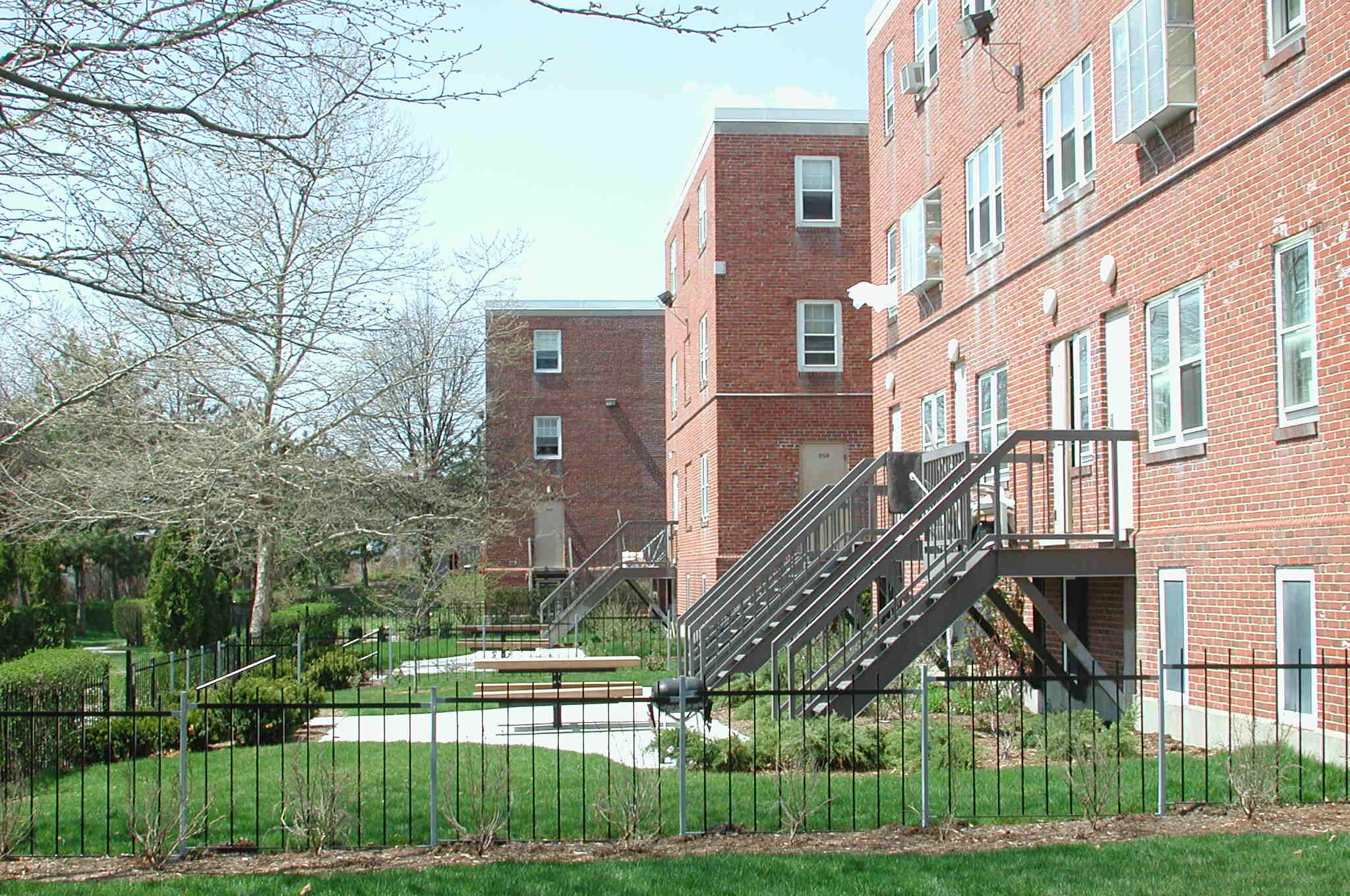 Jefferson Park Cambridge Ma